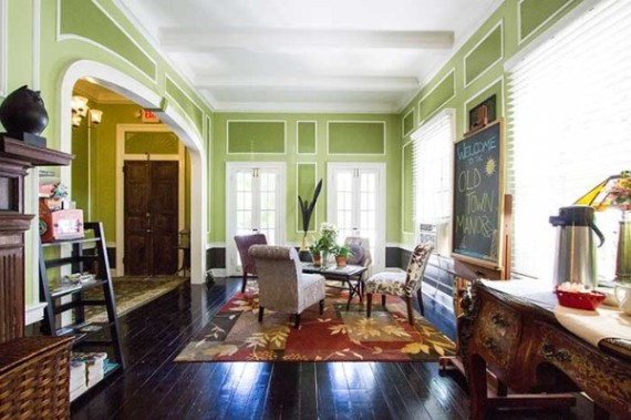 key west b b old town manor bed and breakfast. Black Bedroom Furniture Sets. Home Design Ideas