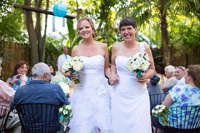 Key West Boutique Hotels - Old Town Manor Wedding in Key West