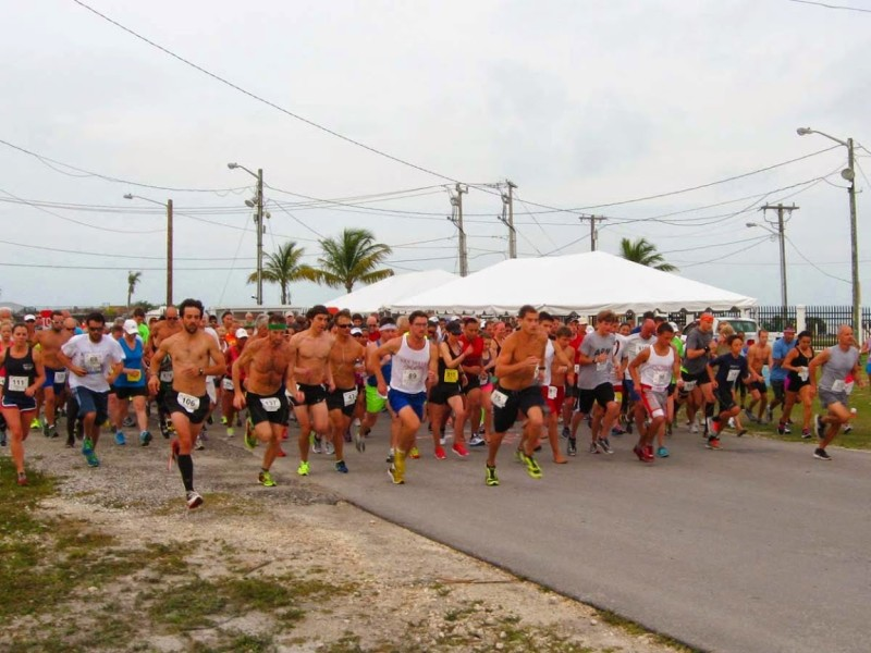 spring races: smokin tuna trot