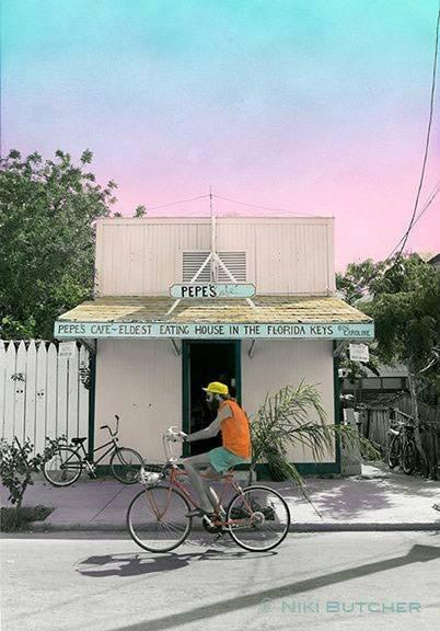 Dog Friendly Key West Restaurants - Pepe's Cafe Key West