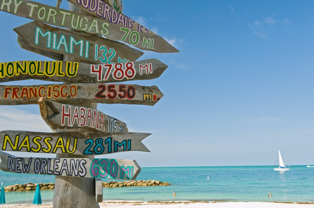 Best Key West Beaches :: Old Town Manor Travel Blog