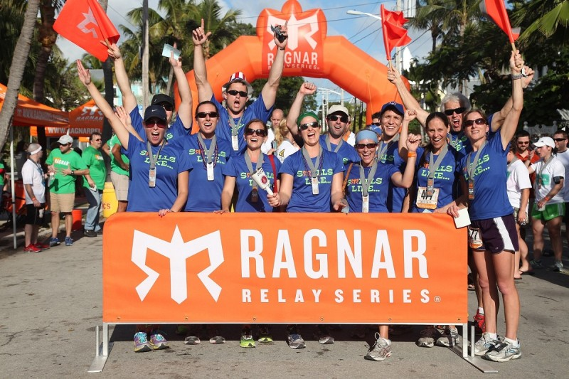 spring races, ragnar relay