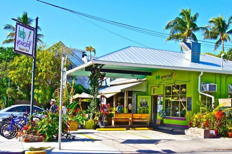 Cafe Southard Street Key West Restaurants